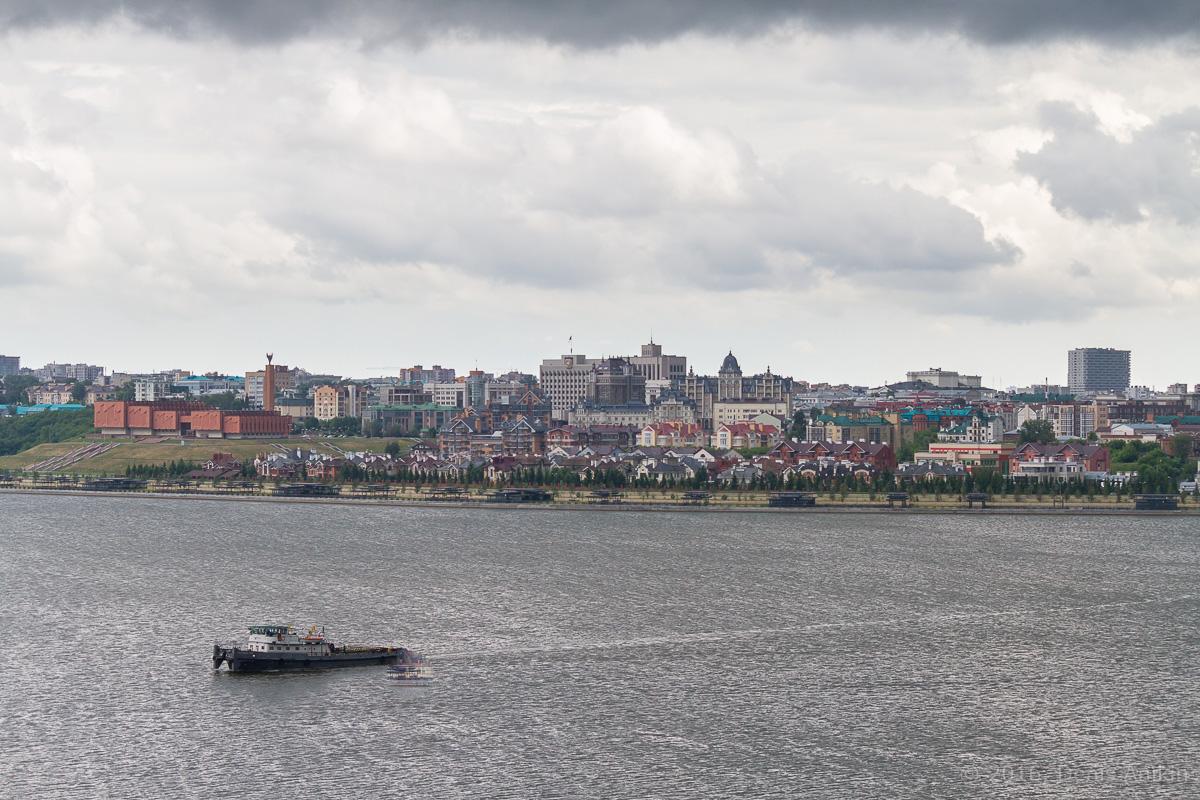 Казань с крыши Казана 13