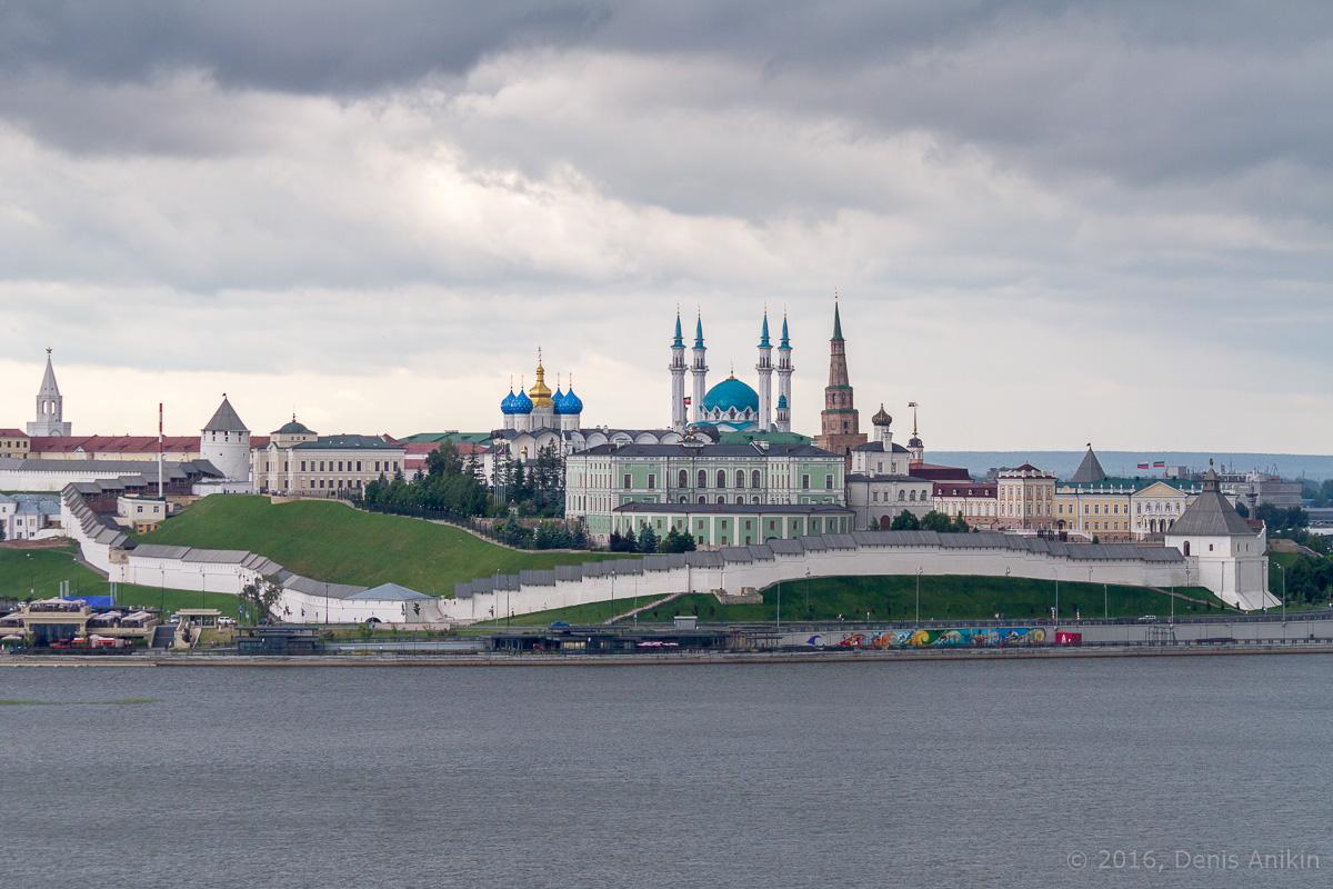 Казань с крыши Казана 17