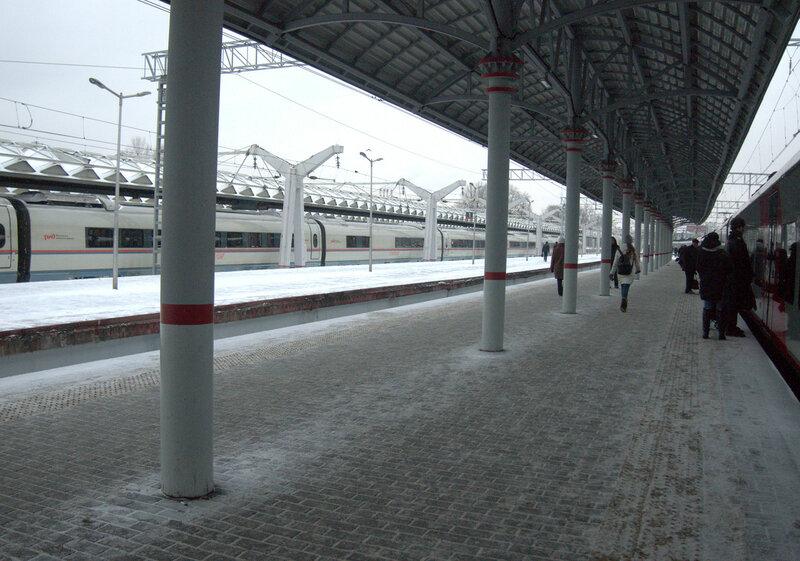 Москва Октябрьская
