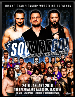 Post image of ICW 5th Annual Square Go!