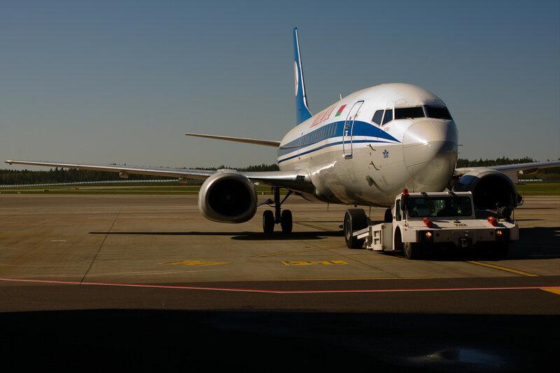Belavia EW-254PA