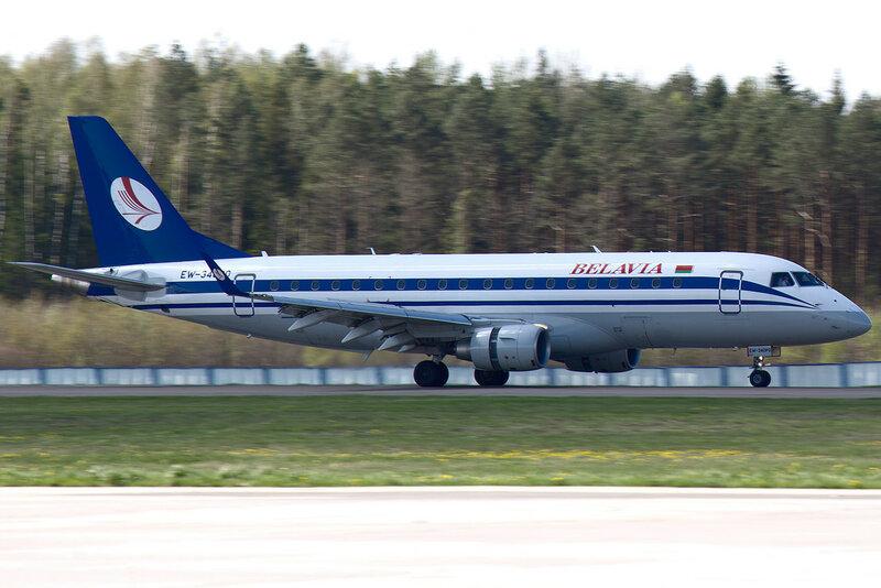 Belavia EW-340PO