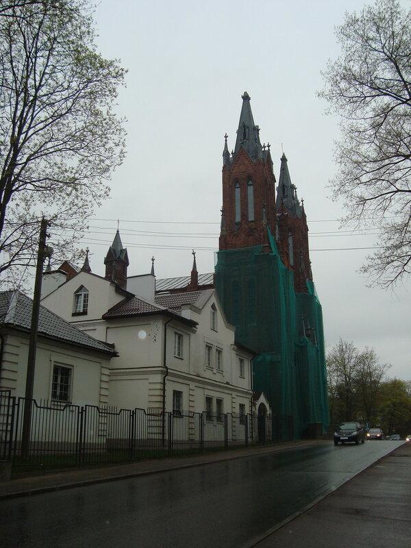 Смоленск. Костёл Непорочного Зачатия Пресвятой Девы Марии (1)