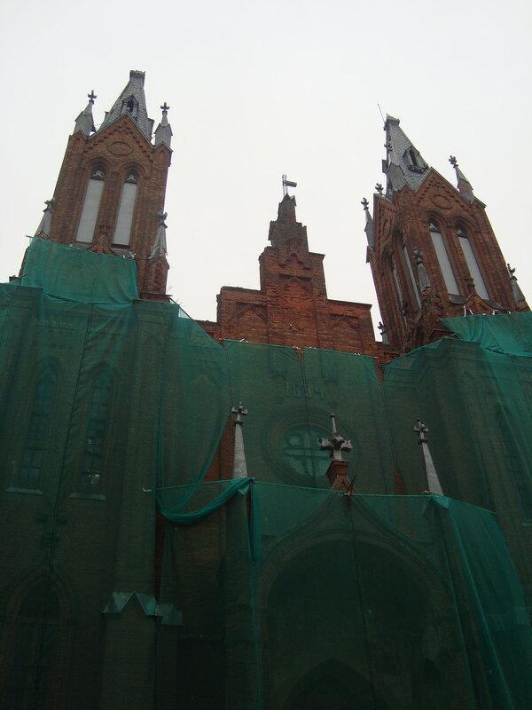Смоленск. Костёл Непорочного Зачатия Пресвятой Девы Марии (2)