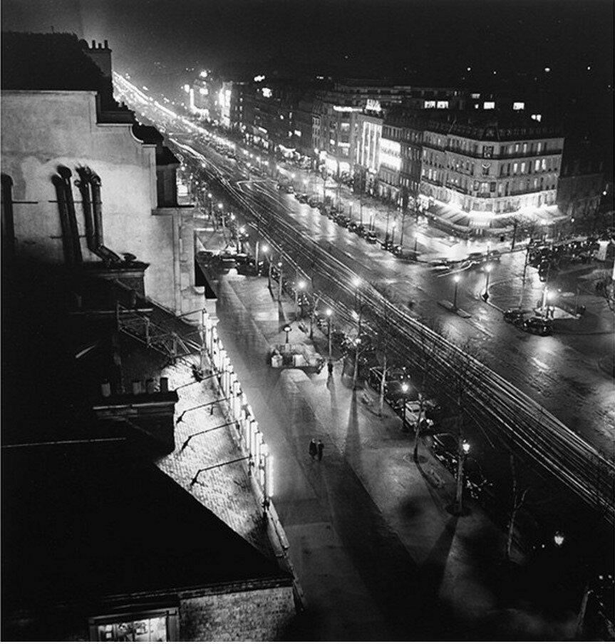 1935. Елисейские поля