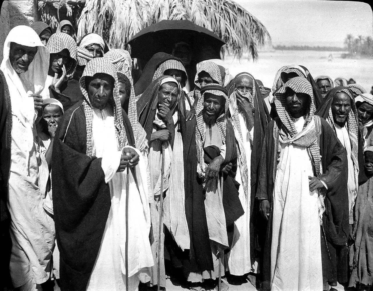 Саудовская Аравия. Эль-Хуфуф. Базарный день