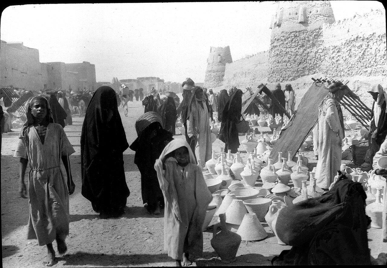 Саудовская Аравия. Эль-Хуфуф. Рынок