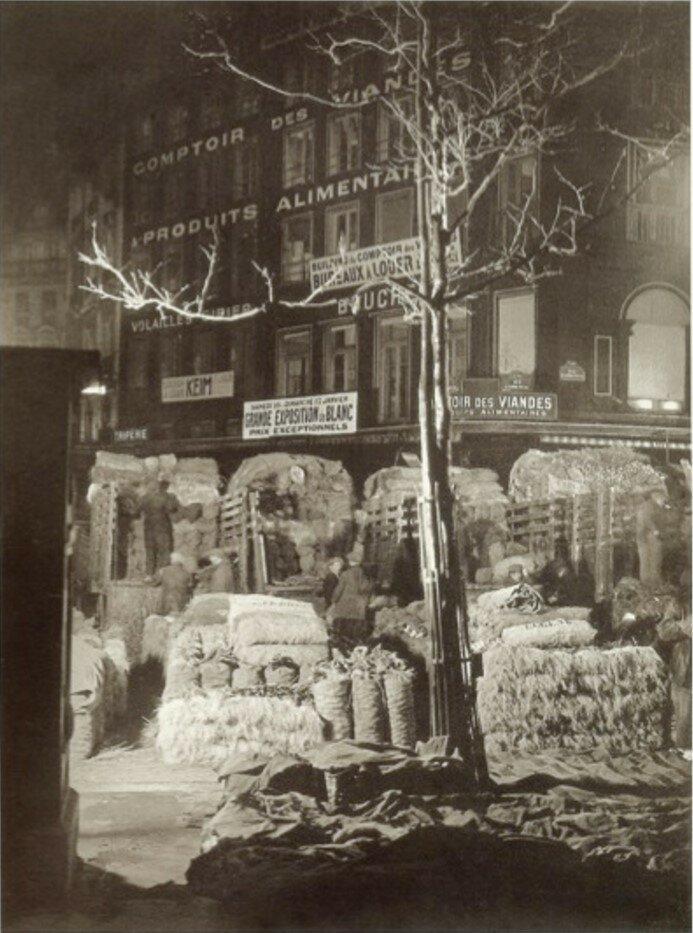 1931. Ле-Аль ночью
