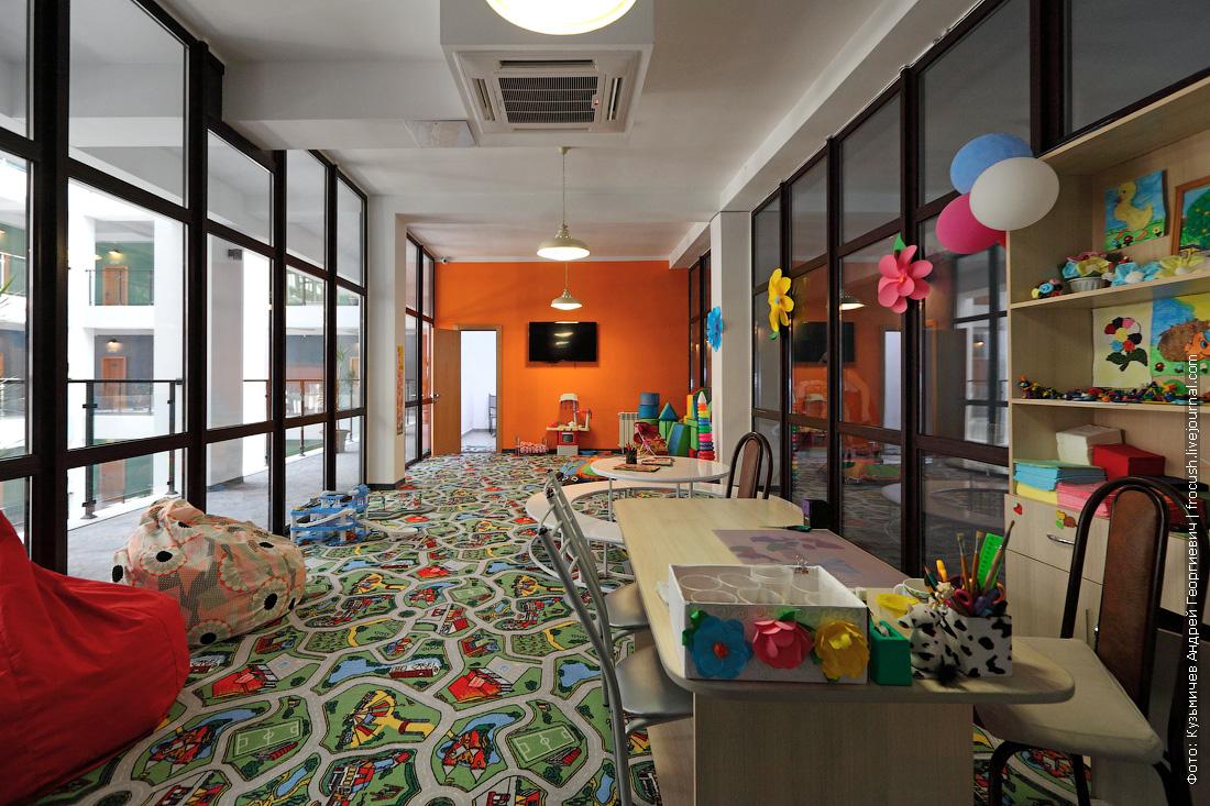 отель Beton Brut анапа фото