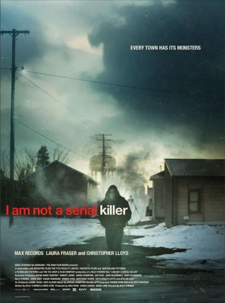 Я не серийный убийца / I Am Not a Serial Killer (2016/HDRip)