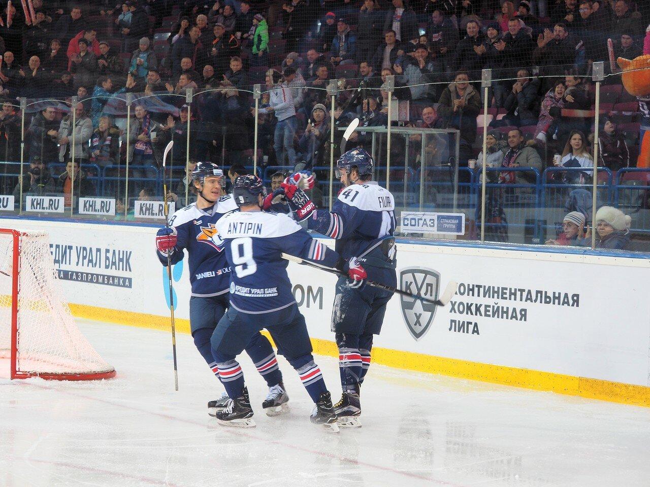 84Металлург - Динамо Москва 21.11.2016