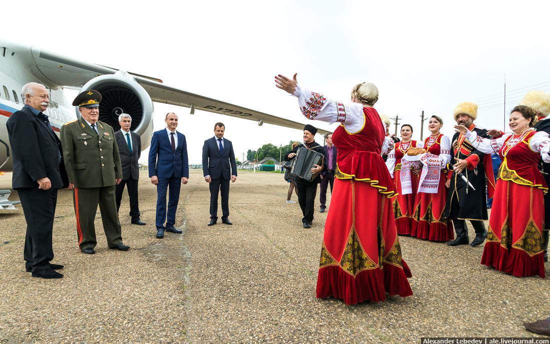 Самолеты, генералы и Якубович