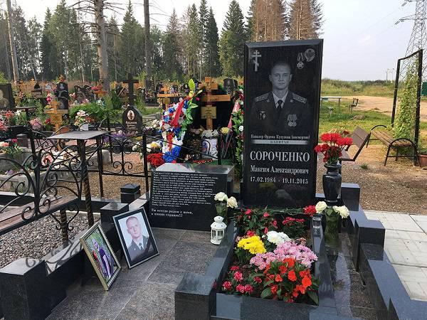 Похоронены тайно: В Подмосковье нашли могилы русских офицеров, погибших в Сирии (фото)