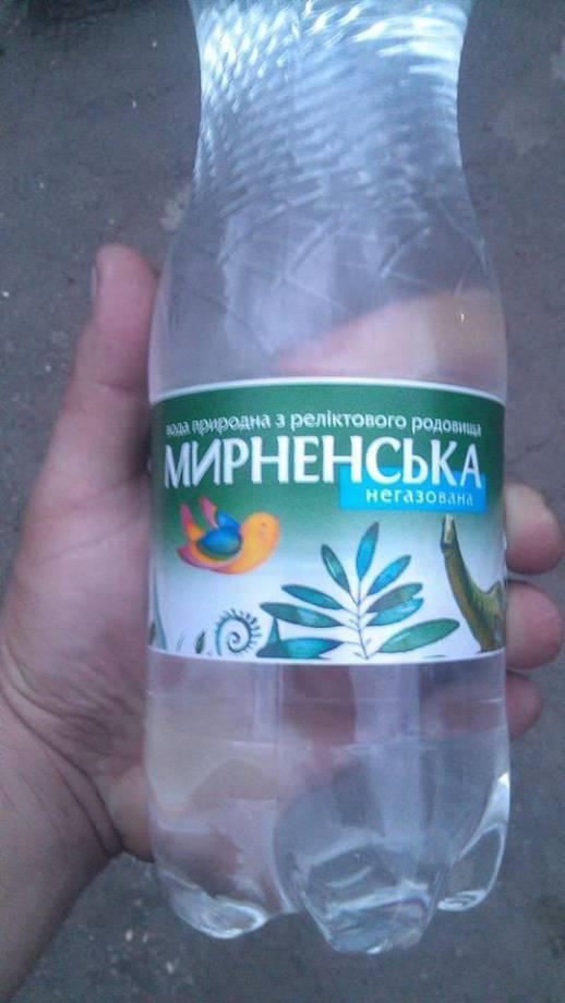 """""""На вкус она настолько гадкая"""": В зону АТО бойцам поставляют непригодную для питья воду - волонтер (фото)"""