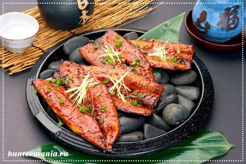 Экзотическая кухня Азии для хорошей потенции