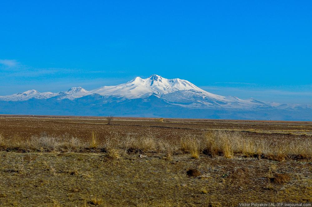 Гора Эрджияс