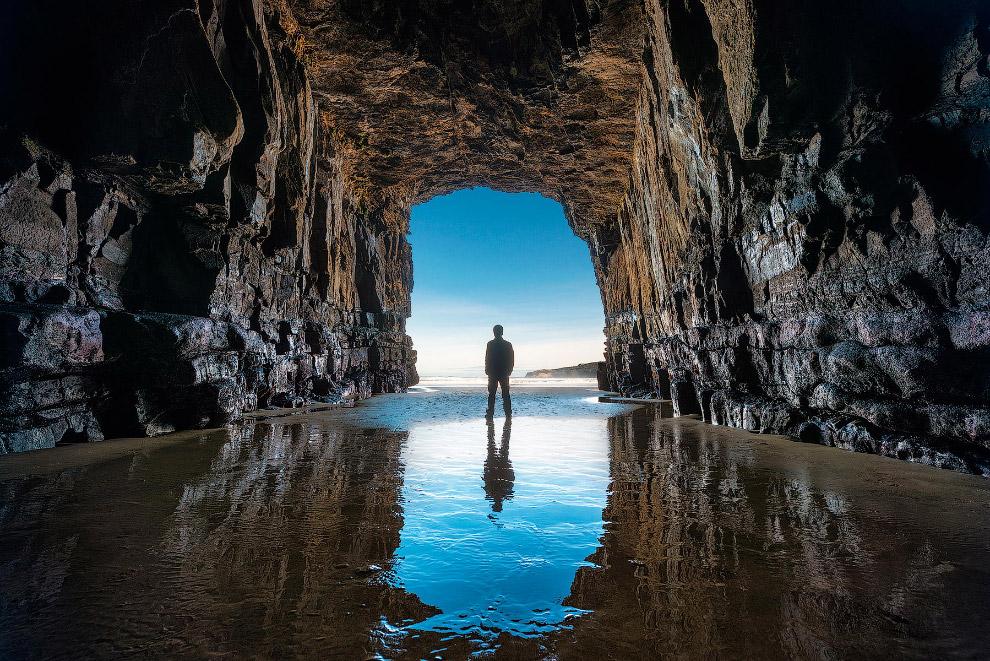 В большинстве пещер воздух пригоден для дыхания вследствие естественной циркуляции, хотя встреч