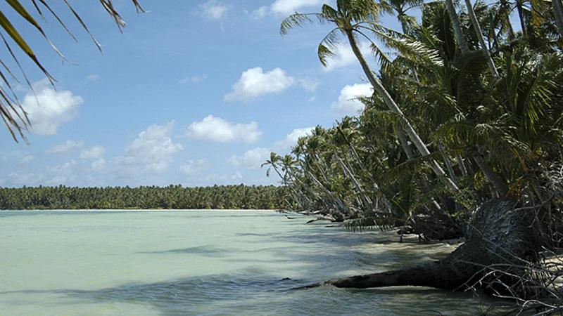 Все острова, за исключением самого большого острова архипелага Кантон, на котором проживает 31 челов