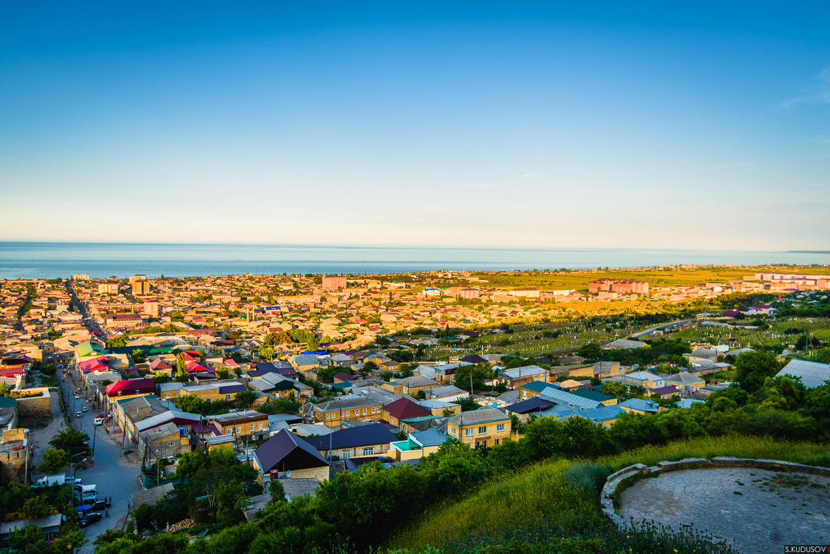 Каспийское море (Дербент) Лучшее время для поездки: июль, август, сентябрь Стоимость проживания: от