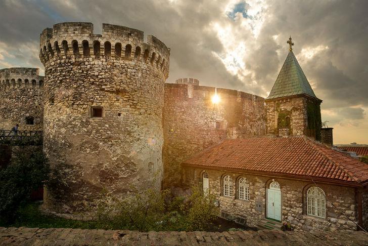 Белградская крепость.