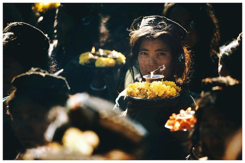 4. В 1999 году этот снимок Эрика Валли был номинирован на Оскар.