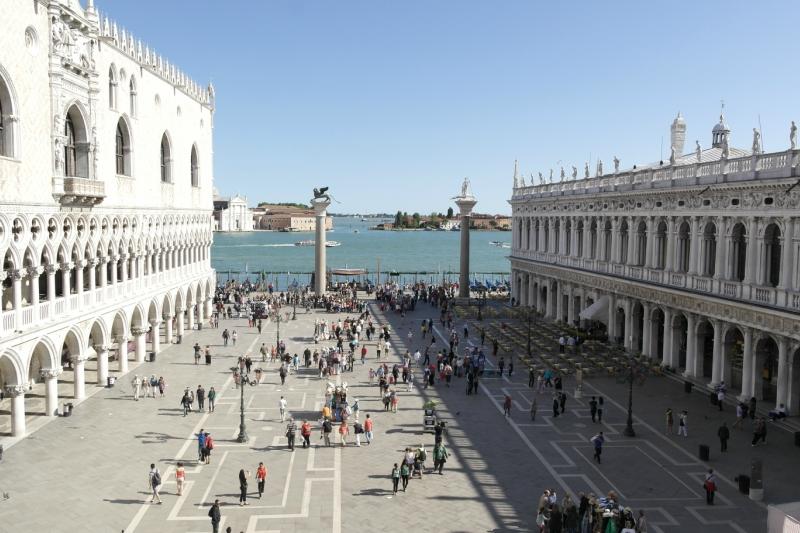 Что посмотреть в Венеции: площадь Святого Марка
