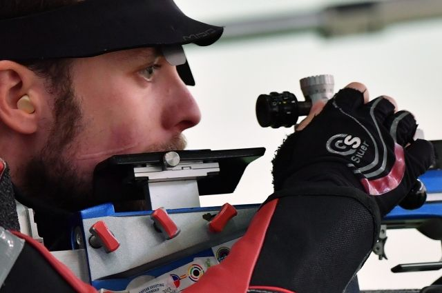 Сергей Каменский посеребрил волимпийском Рио свою винтовку