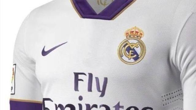 Nike предлагает «Реалу» договор на120млневро