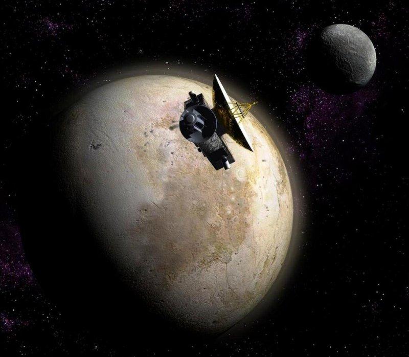 Ученые NASA выдвигают версии происхождения колоссальной ледяной башни наПлутоне