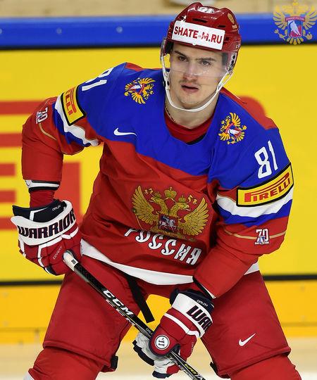 Сборная Российской Федерации побила рекорд сборной СССР
