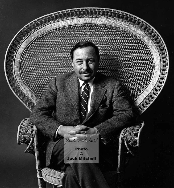 a biography of the american author tennessee williams Thomas lanier tennessee williams iii (march 26, 1911- february 25, 1983) was an american playwright along with eugene o'neill and arthur miller, he is considered among the three foremost playwrights of 20th-century american drama.