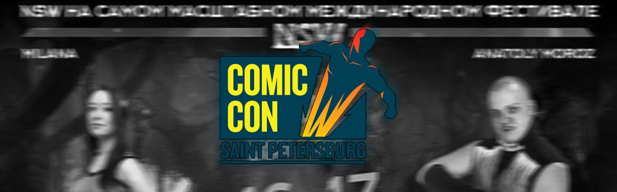 NSW Comic Con SPB 2015