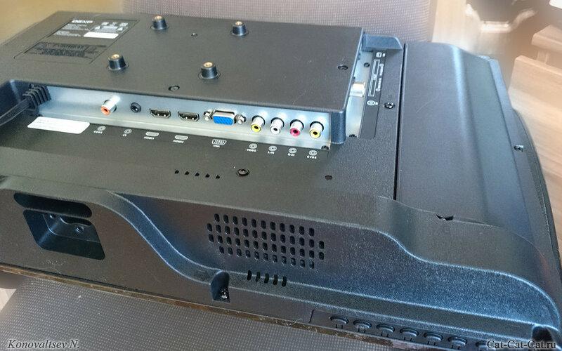Телевизор DEXP F24B7100K