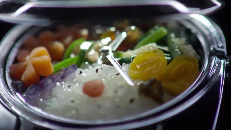 Bento Watch - The Japanese watch that carries your miniature meal