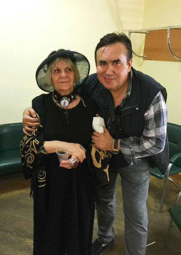 Людмила Петрушевская, Стас Садальский