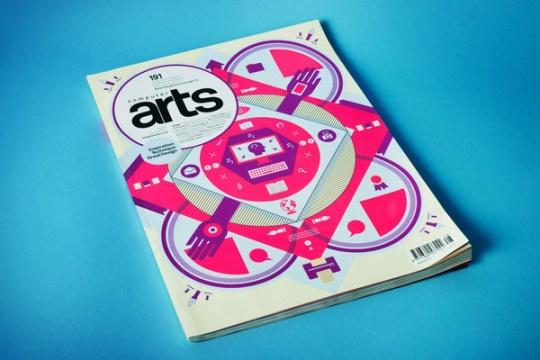 Creative Magazine Covers