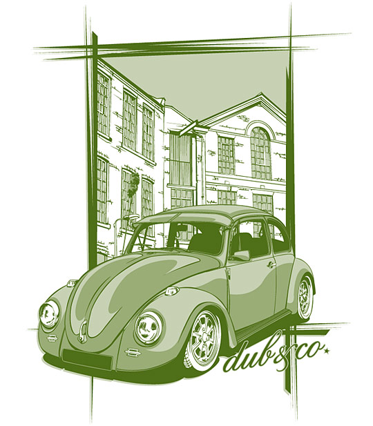 Exploring Car World through Illustrations