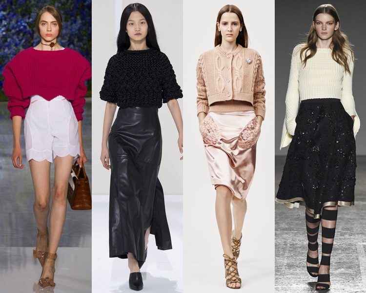 Women's Knitwear Spring/Summer 2016 Fashion Trends picture 3