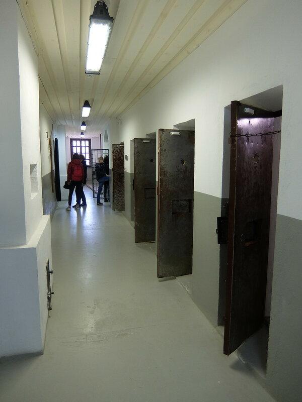 Тобольский Кремль - Тюремный замок - Камеры