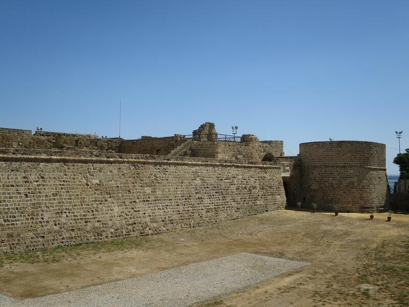 Фамагуста. Крепость. Юго-восточная венецианская башня