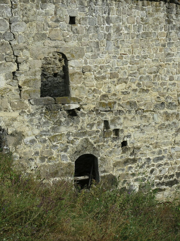 Арки входа в жилую башню, Бейни