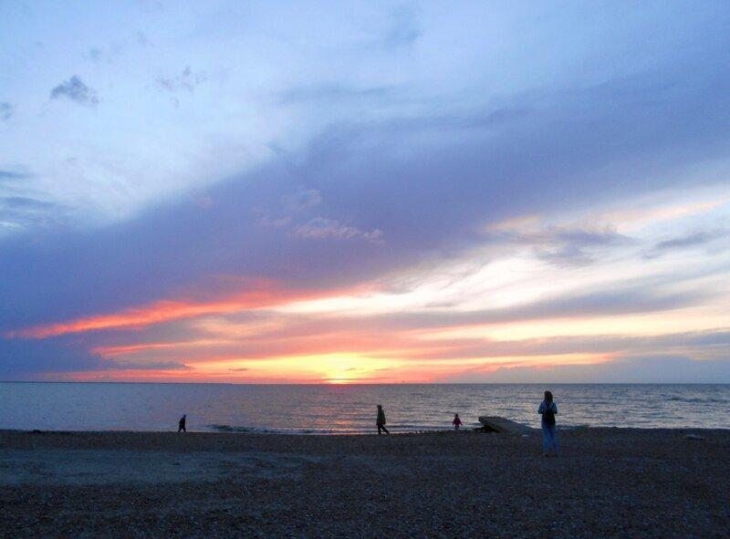 Вечер, краски заката, у моря... DSCN5502.JPG