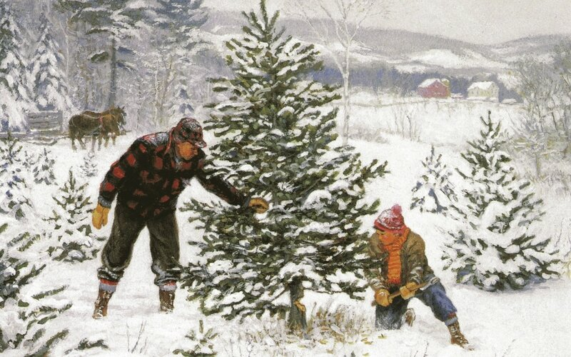 New_Year_wallpapers_The_Father_and_son_new_year_tree_050655_19.jpg