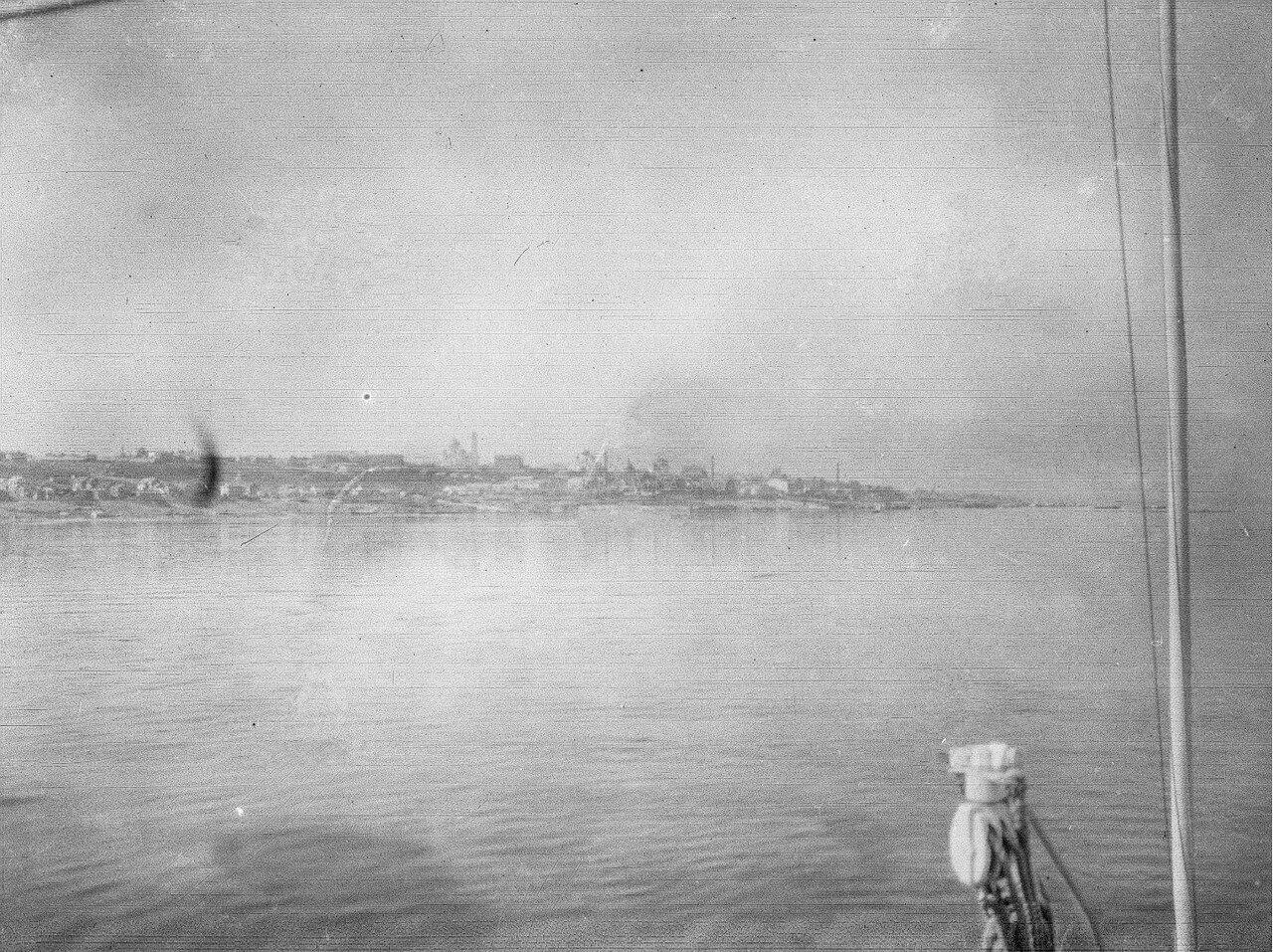 Волга. Нижний Новгород