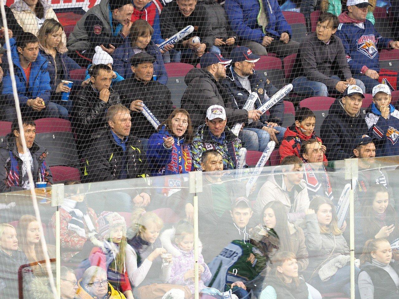 114Плей-офф 2016 Восток Финал Металлург - Салават Юлаев 23.03.2016