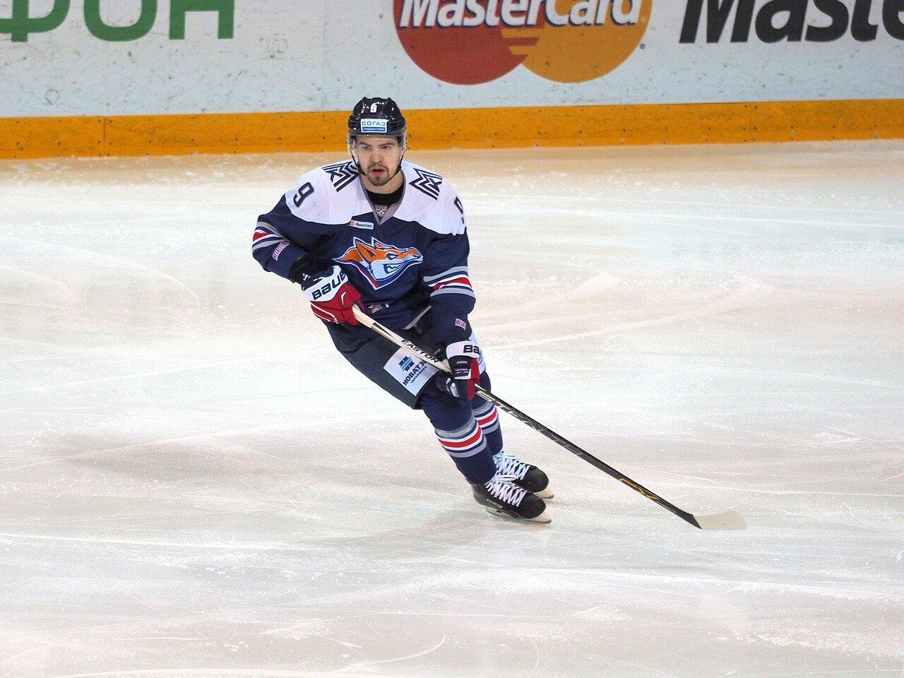 115Плей-офф 2016 Восток Финал Металлург - Салават Юлаев 23.03.2016