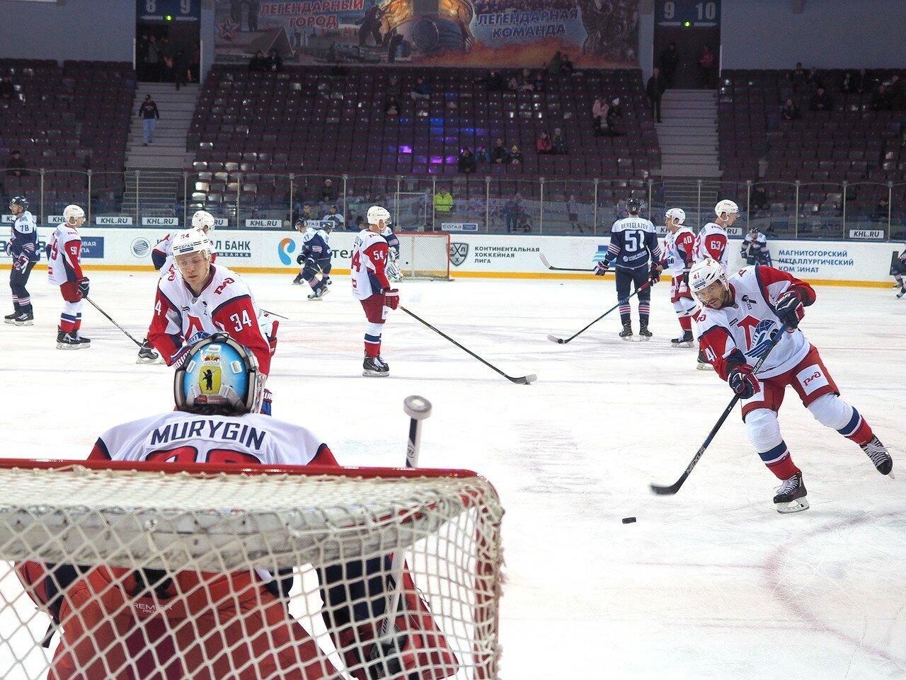 20Металлург - Локомотив 23.11.2016