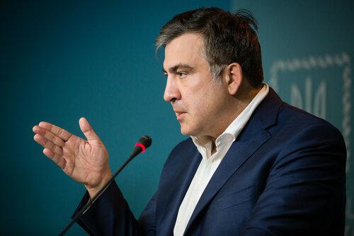 Саакашвили: в Одессу будет введена национальная гвардия
