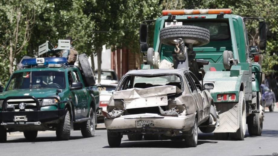 В Кабуле в результате взрыва погибли 24 человека, десятки ранены