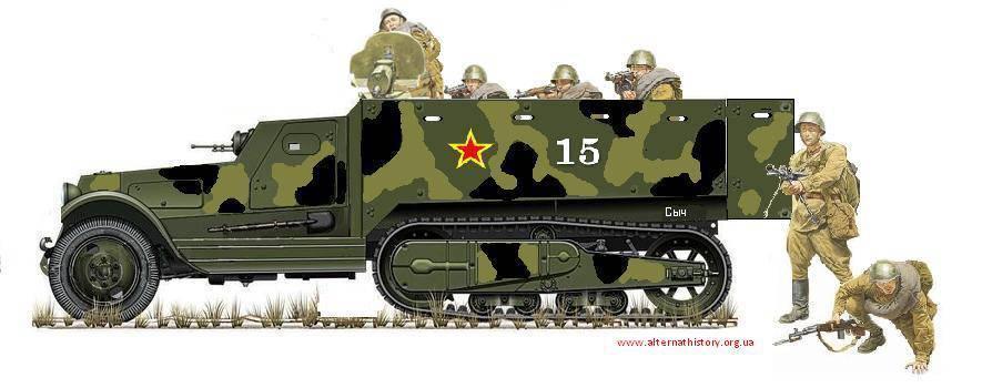 БМП, БТРы и грузовики с пушками на прицепах: колонна военной техники из РФ осуществила марш в направлении Луганска, - ГУР